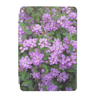 小さい紫色の花 iPad MINIカバー