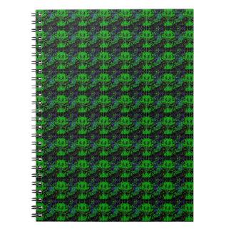 小さい緑の悪魔 ノートブック