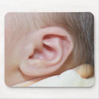 小さい耳 マウスパッド