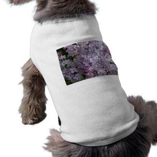 小さい花 ペット服
