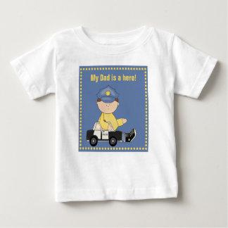 小さい英雄のTシャツ ベビーTシャツ
