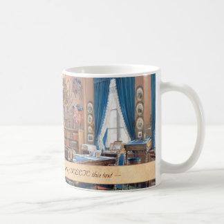 小さい隠者の住処のエドワードPetrovichのインテリア コーヒーマグカップ
