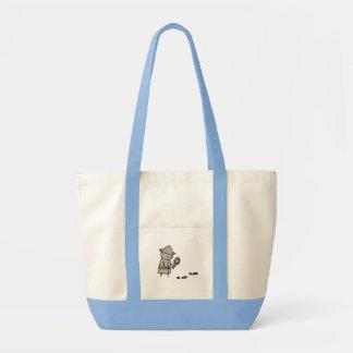 小さい1つの探偵のバッグ トートバッグ
