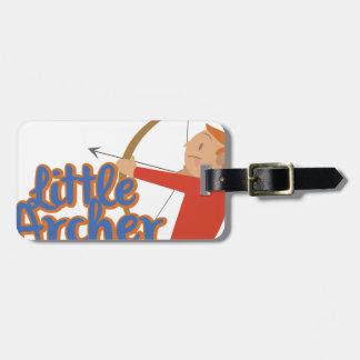 小さいArcher ラゲッジタグ