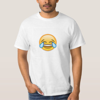 小さいEmojiの素晴らしいワイシャツの大人の人! Tシャツ