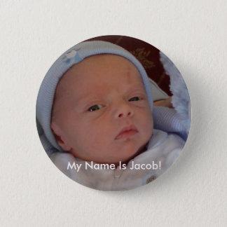 小さいjakeは私の名前ヤコブです! 缶バッジ