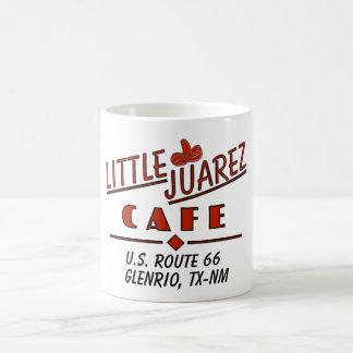 小さいJuarezのカフェのソンブレロ コーヒーマグカップ