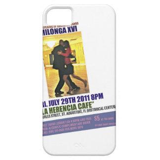 小さいMilongaポスター iPhone SE/5/5s ケース