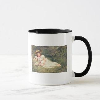 小さいShepherdess マグカップ