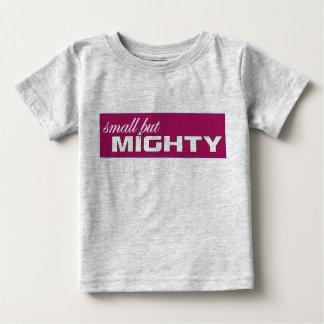 小さくしかし強大なティー ベビーTシャツ
