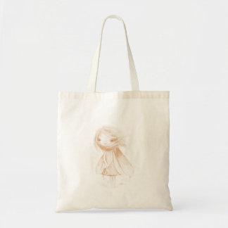 小さな女の子のバッグ トートバッグ