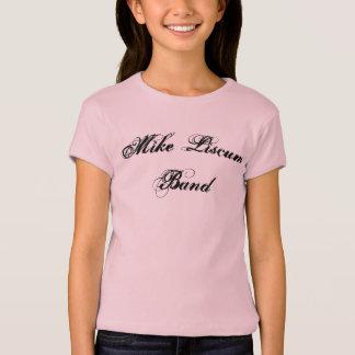 小さな女の子のワイシャツ Tシャツ