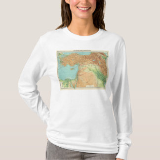 小アジア、シリア及びメソポタミア Tシャツ