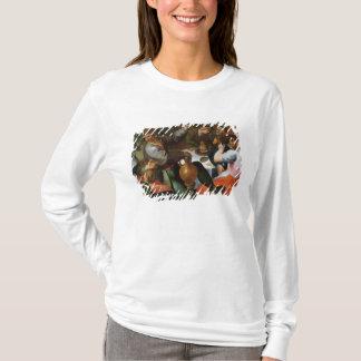 小作農の饗宴1566年 Tシャツ