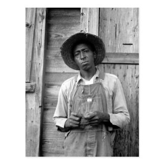 小作農- 1939年 ポストカード