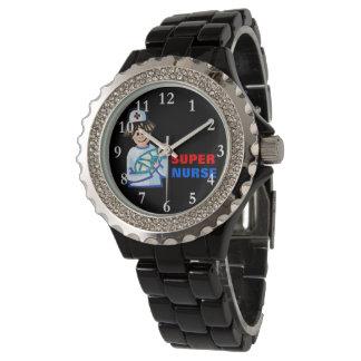小児科のナースの腕時計 腕時計