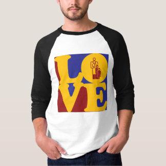 小児科愛 Tシャツ