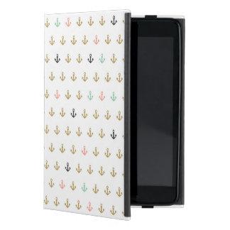 小型いかりパターン iPad MINI ケース
