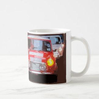 小型たる製造人のイタリアンな仕事のイベントのマグ コーヒーマグカップ