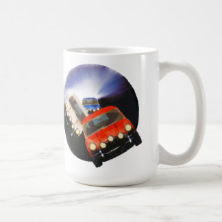 小型でだけ コーヒーマグカップ