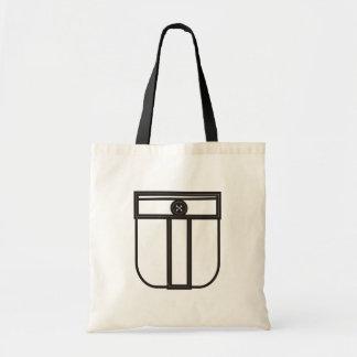 小型の錯覚のバッグ トートバッグ