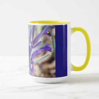 小型アイリス マグカップ