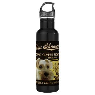 小型シュナウツァーのブランド- Organic Coffee Company ウォーターボトル