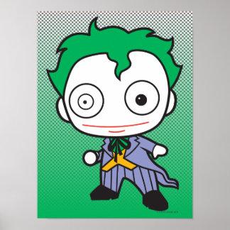 小型ジョーカー ポスター
