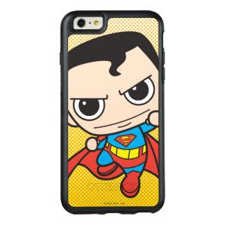 小型スーパーマンの飛行 オッターボックスiPhone 6/6S PLUSケース