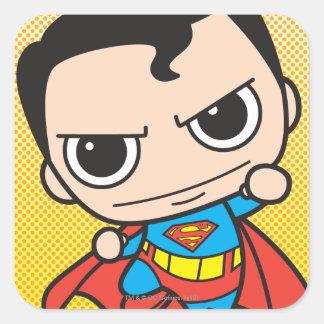 小型スーパーマンの飛行 スクエアシール