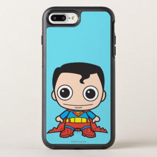 小型スーパーマン オッターボックスシンメトリーiPhone 8 PLUS/7 PLUSケース