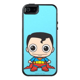 小型スーパーマン オッターボックスiPhone SE/5/5s ケース