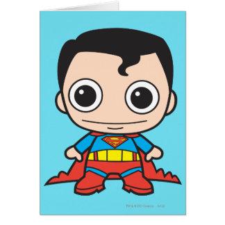 小型スーパーマン カード