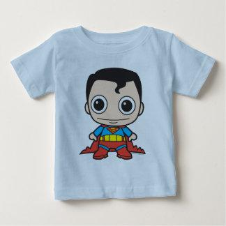 小型スーパーマン ベビーTシャツ