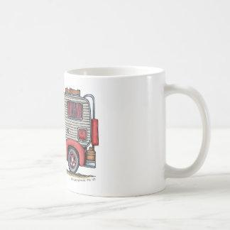 小型トラックのキャンピングカーRVのマグ コーヒーマグカップ