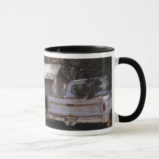 小型トラックWimberleyのテキサス州のマグ マグカップ