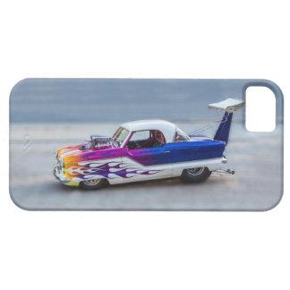 小型ドラッグのレーサー iPhone SE/5/5s ケース