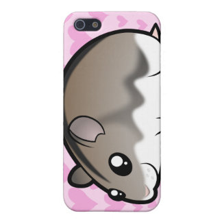 小型ハムスター愛 iPhone SE/5/5sケース