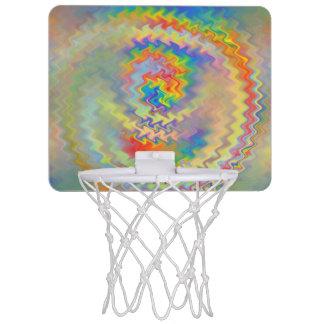 小型バスケットボールたが内の火 ミニバスケットボールネット