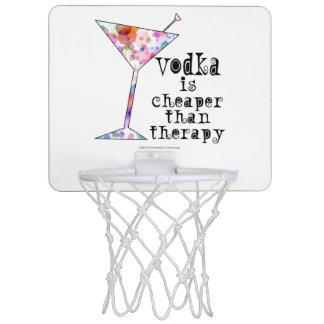小型バスケットボールたが、セラピーより安いウォッカ ミニバスケットボールネット