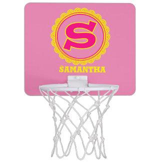 小型バスケットボールのゴール ミニバスケットボールネット