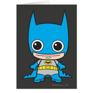 小型バットマン カード