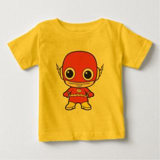 小型フラッシュ ベビーTシャツ