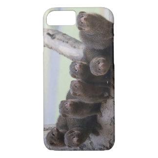 小型マングースのパック iPhone 8/7ケース