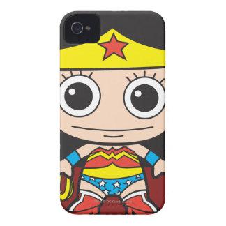 小型ワンダーウーマン Case-Mate iPhone 4 ケース