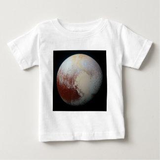 小型惑星プルート ベビーTシャツ