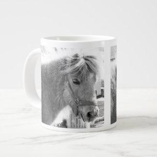 小型馬 ジャンボコーヒーマグカップ