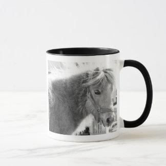 小型馬 マグカップ