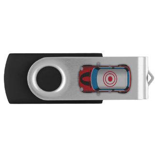 小型 USBフラッシュドライブ