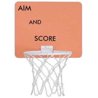 小型B -球のたが ミニバスケットボールゴール
